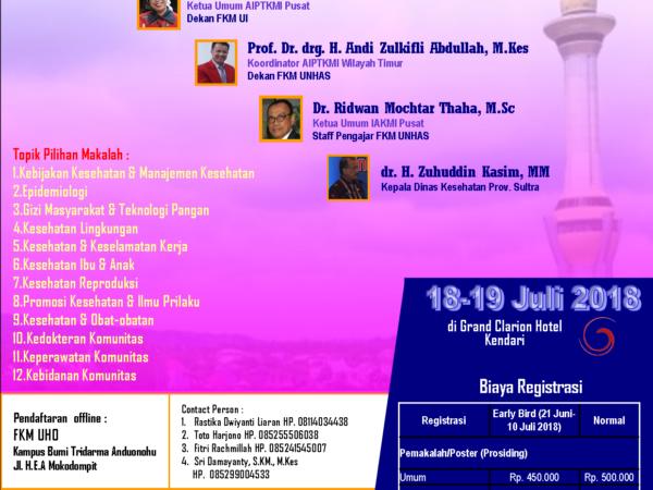 Seminar Nasional AIPTKMI Wilayah Timur