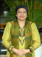 Dra. Hj. Sartiah DP., M.Ed., Ph.D.