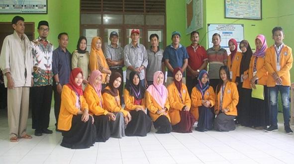 Pengalaman Belajar Lapangan (PBL) Lokasi Kelurahan Purirano Kecamatan Kendari Kota Kendari