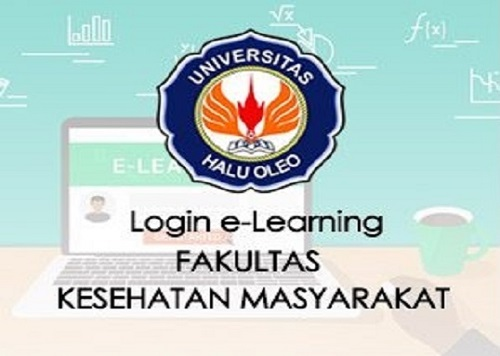 Registrasi e-learning FKM UHO