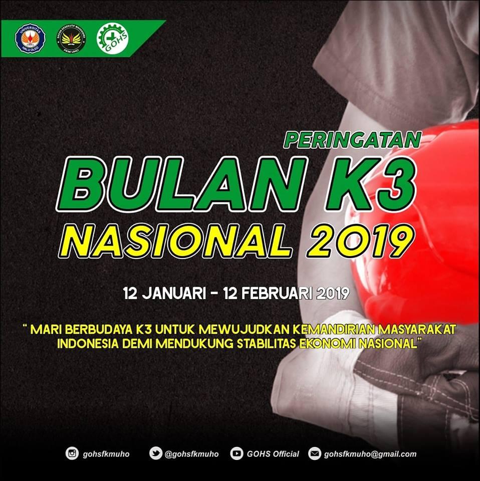 Peringatan Bulan K3 Nasional 2019