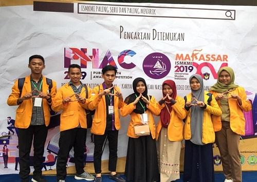 Meraih Juara di Public Health Award Competition (PHAC) 2019