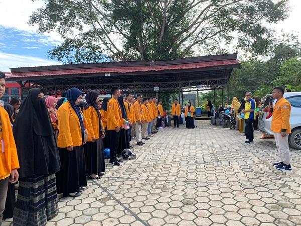 FKM UHO Gelar PBL di 3 Kecamatan di Kota Kendari