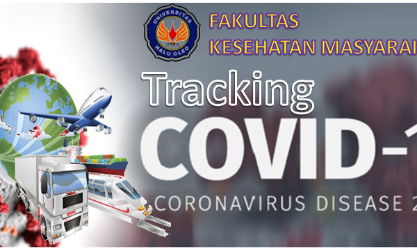 Hasil Tracking Covid-19 Provinsi Sulawesi Tenggara